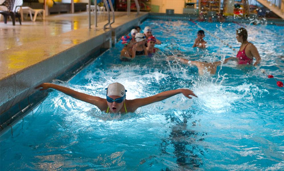 CSR Schwimmprojekt