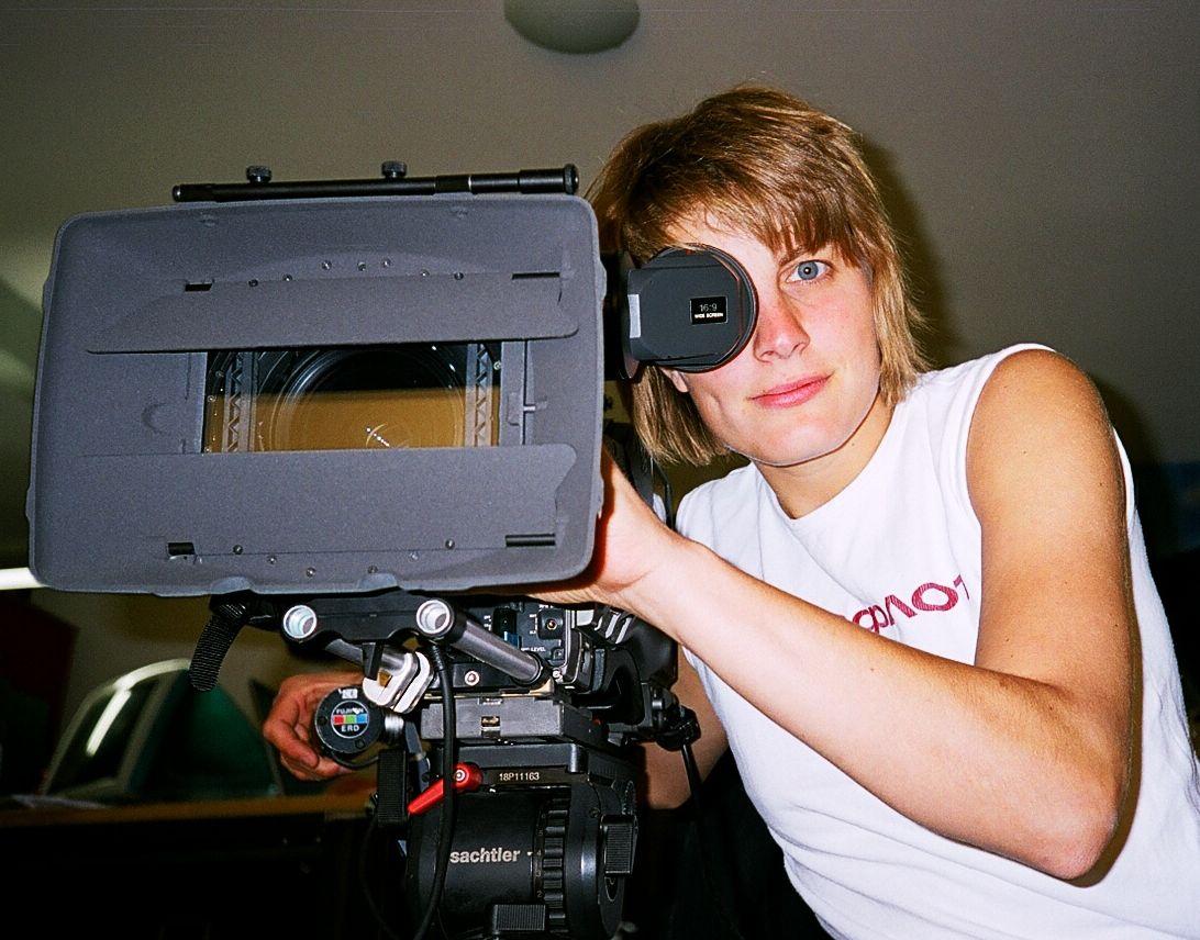 Unternehmensfilm Kamerafrau
